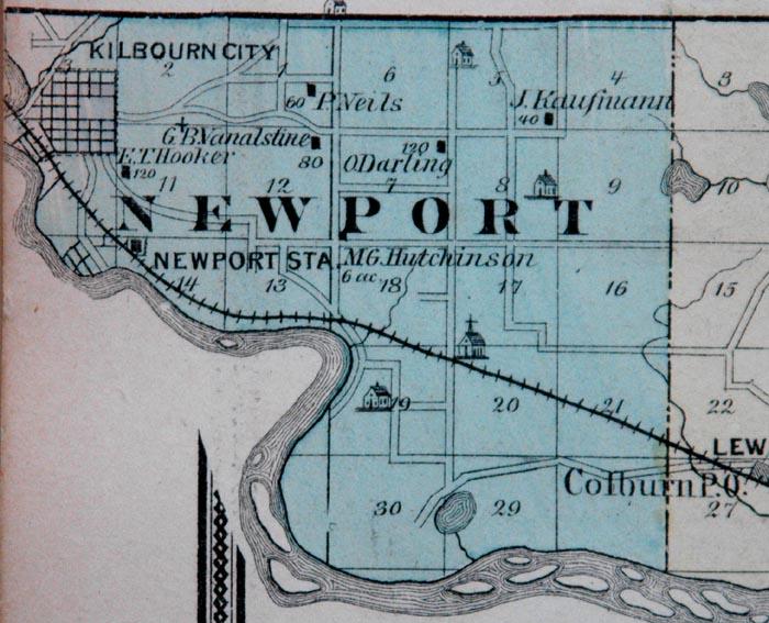 Columbia County, Wisconsin, History - 1878