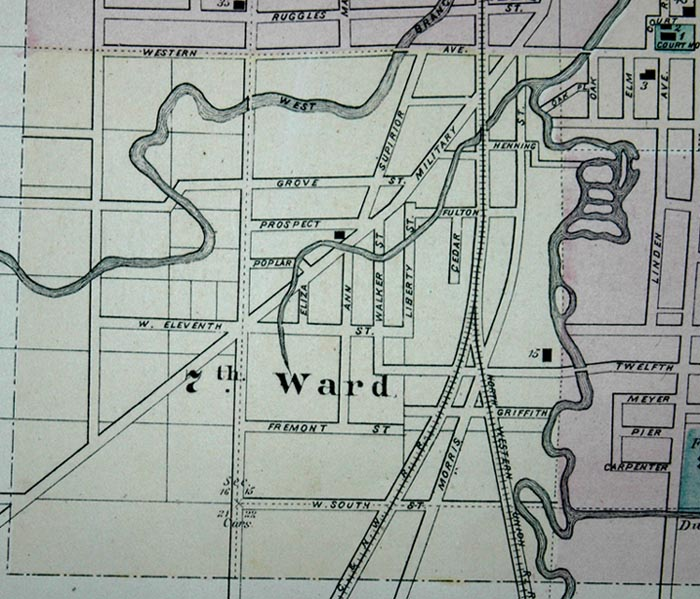 Fond Du Lac Zip Code Map.Fond Du Lac County Wisconsin History 1878